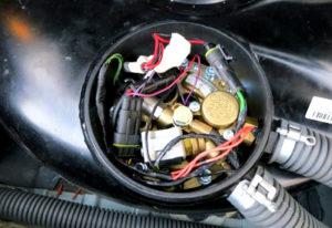 Электроника ГБО 5: фото